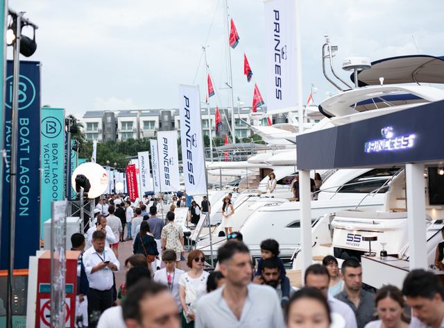 Singapore Yacht Show opens its doors for 2019 edition