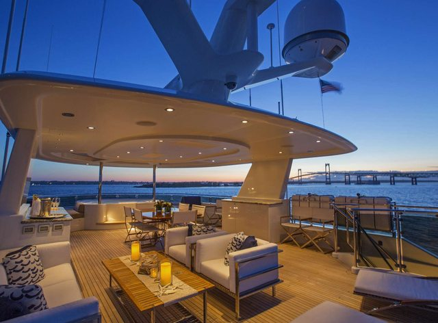 Virgin Islands charter special: M/Y 'Far Niente' announces discount
