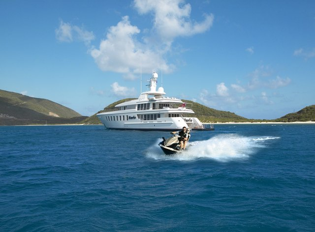 M/Y HARLE Opens for Charter in Croatia