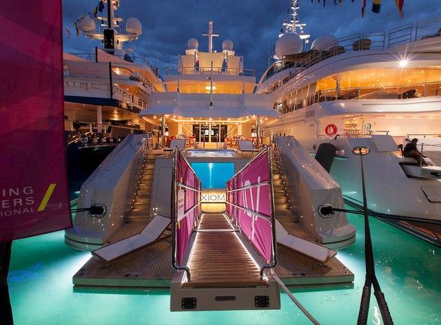 Superyacht Axioma Charter Show