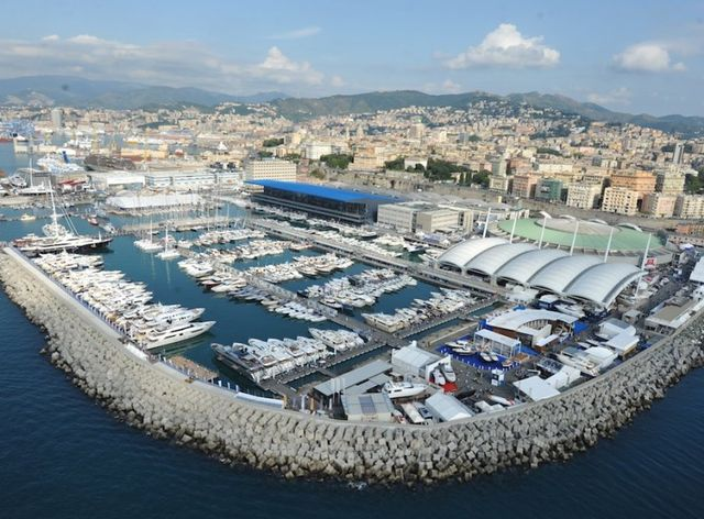 Genoa Boat Show Opens for its 54th Edition