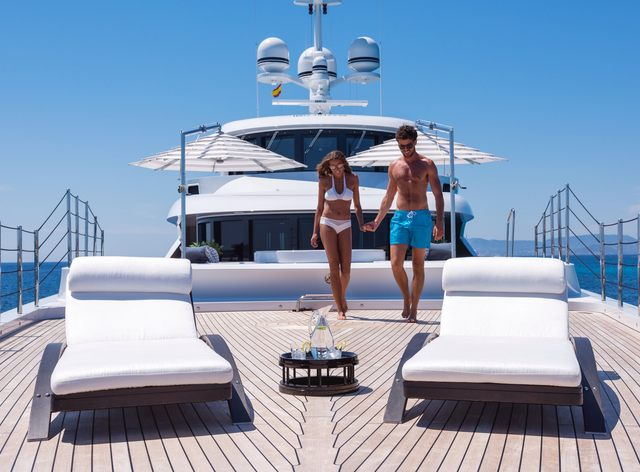 Mediterranean yacht charter special: Benetti M/Y 11/11 announces discount
