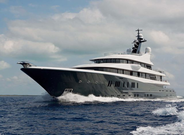 Lurssen superyacht 'Phoenix 2' to appear at Monaco Yacht Show 2019