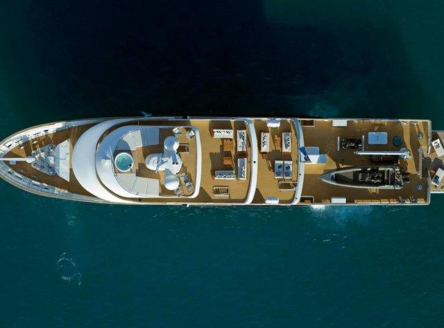 Aerial shot of ASPIRE