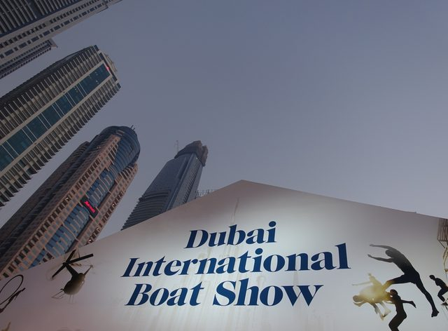 Video: What to expect at the Dubai International Boat Show