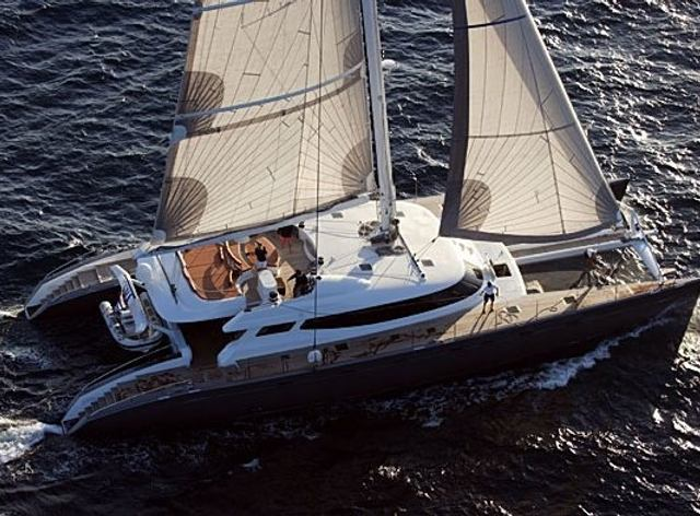 Catamaran ALLURES Special Rate for Charter Gap