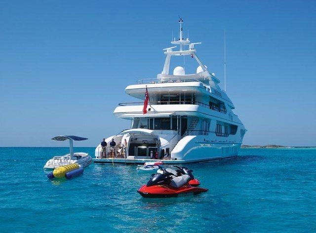 M/Y ALLEGRIA Offers Special Croatia Rate