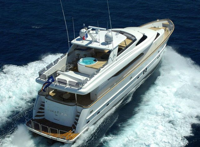Superyacht 'Annabel II' offers last-minute charter deal in Croatia