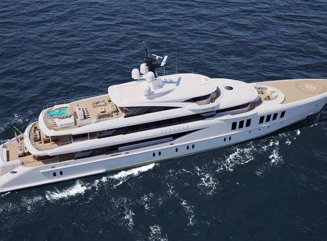 Benetti M/Y SPECTRE wins at Asia Boating Awards