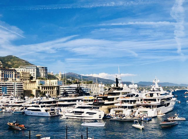 Doors open at Monaco Yacht Show 2019