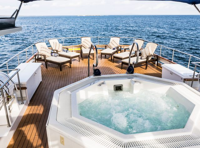 M/Y 'Stella Maris' Offers Discount on South America Charters