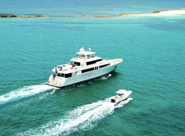Superyacht ARIOSO has Charter Gap