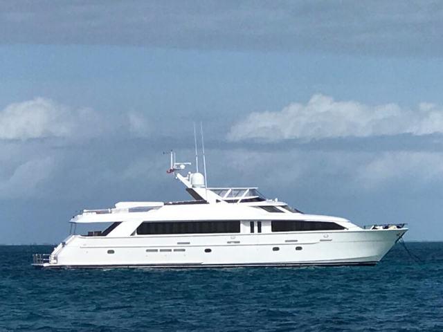 Taima Charter Yacht