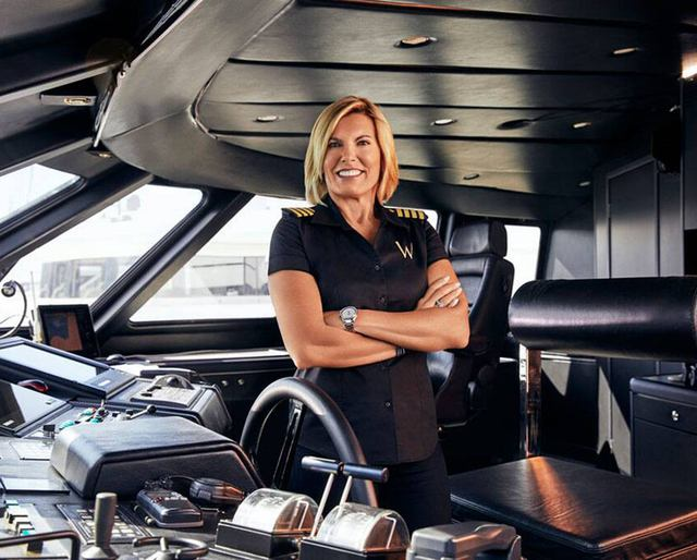 In conversation: Below Deck's Captain Sandra Yawn shares her insight into yacht charter