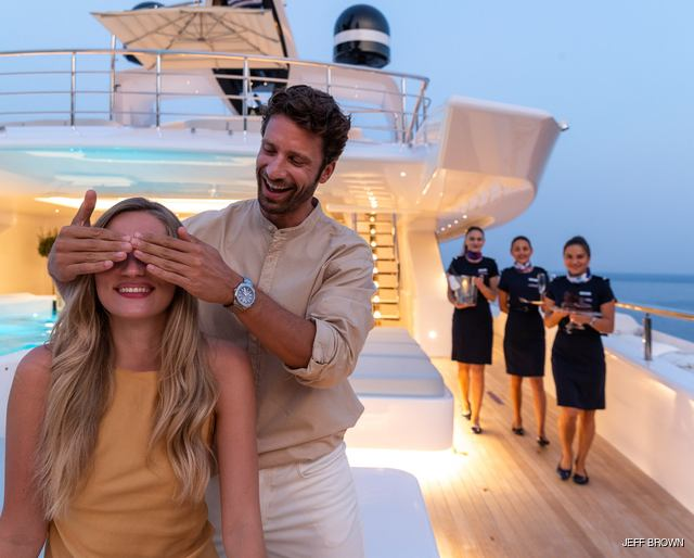 Brand New Luxury Yachts for Charter