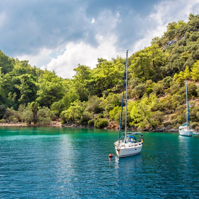 Embark in Gocek