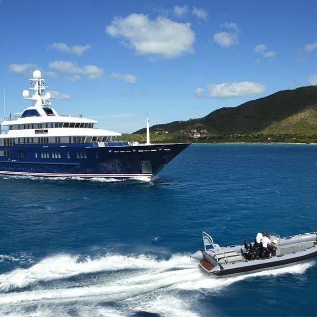 Huntress Yacht Video