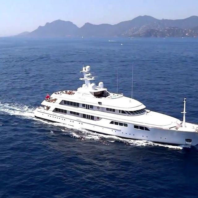 Flag Yacht Video