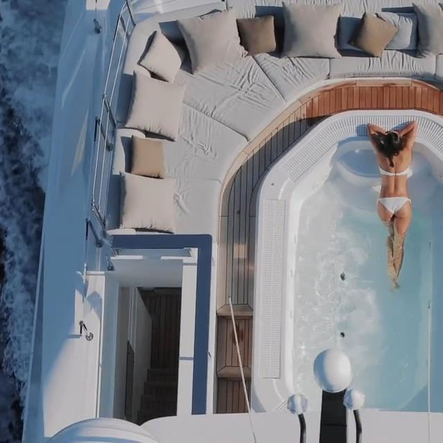 Ouranos Yacht Video