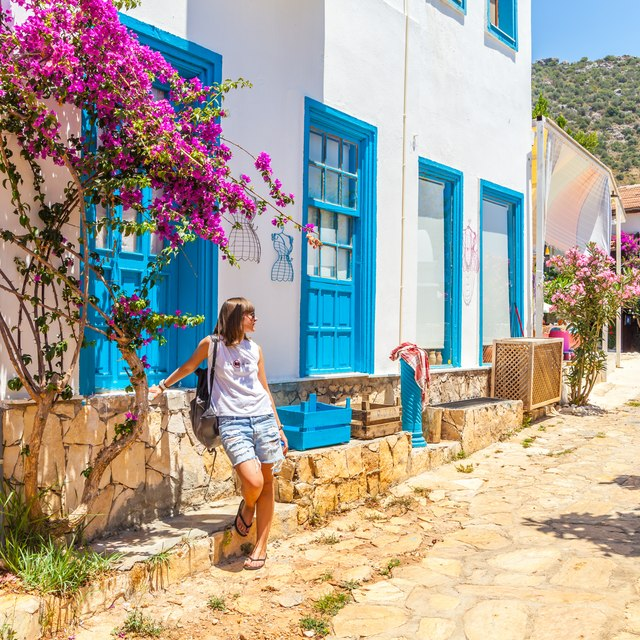 The Charming Village of Kalkan