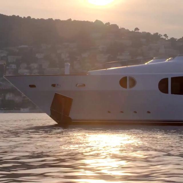 Bina Yacht Video