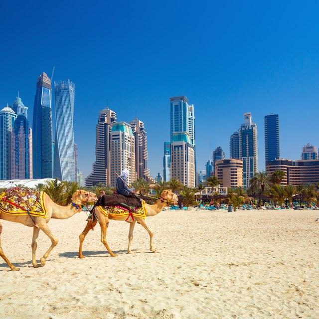 Bahrain to Dubai