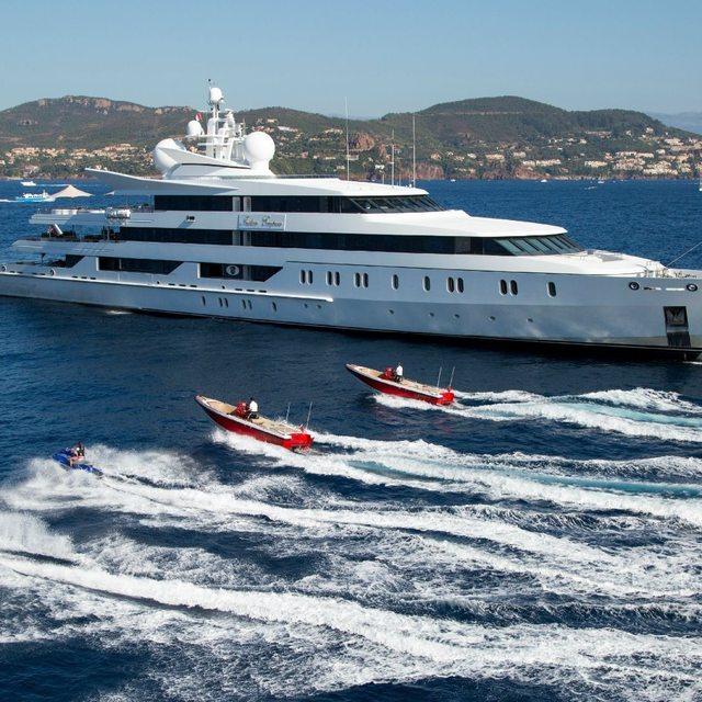 Neom Yacht Video