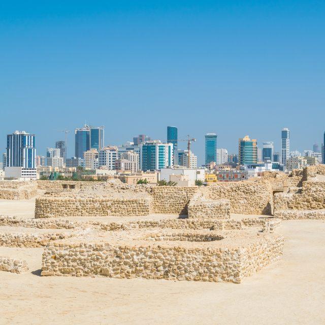 Abu Dhabi to Bahrain
