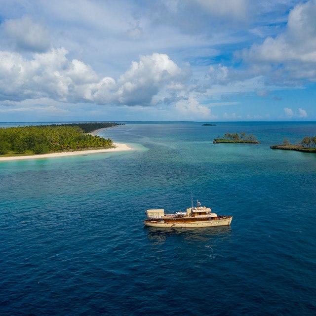 Mafia Island to Bwejuu Island
