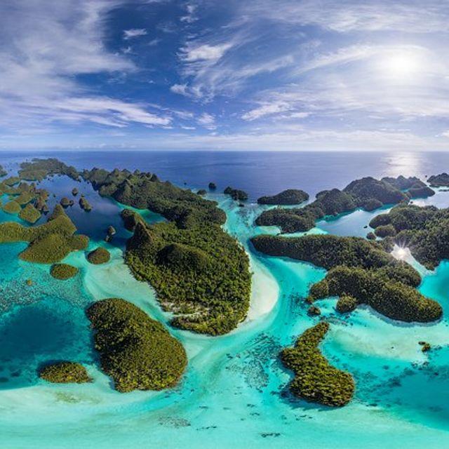Wayag Islands, North Raja Ampat