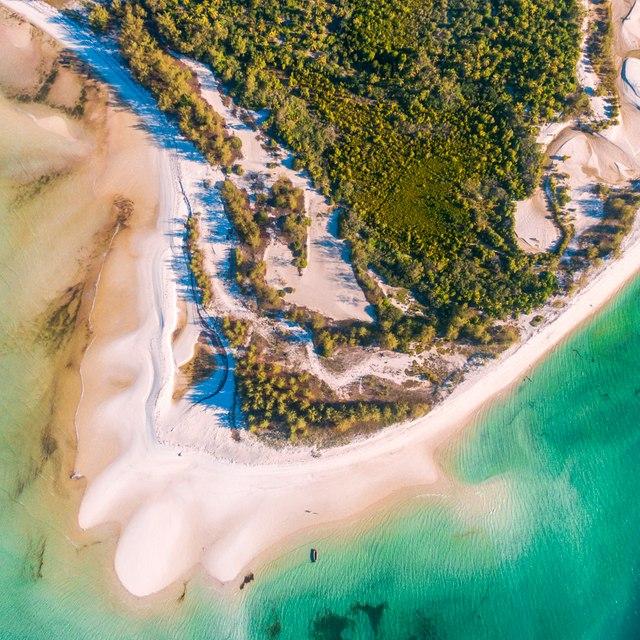 Thanda Island to Chole Island