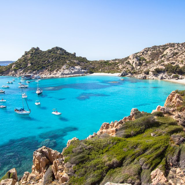 Explore the La Maddalena Islands