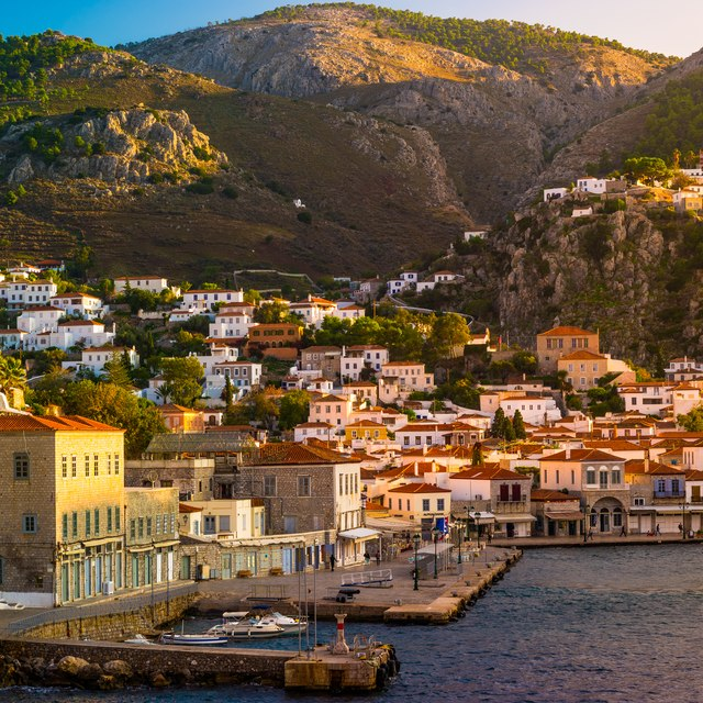 Spetses to Hydra
