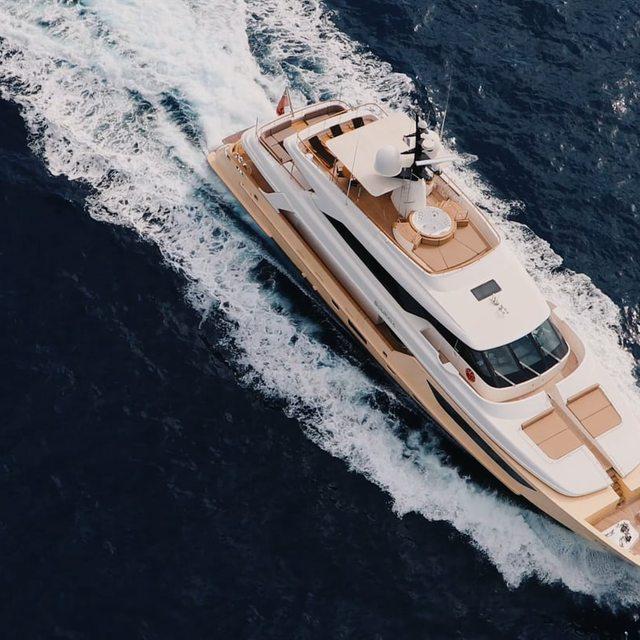 Souraya Yacht Video