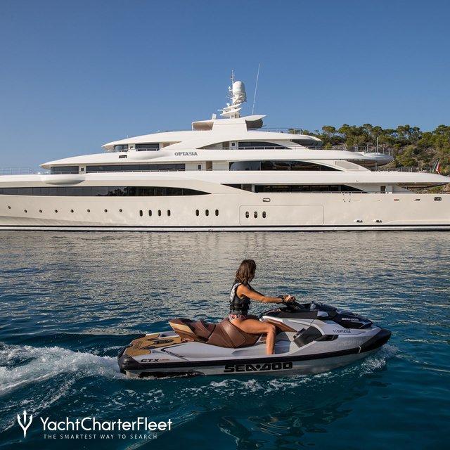 O'Ptasia Yacht Video