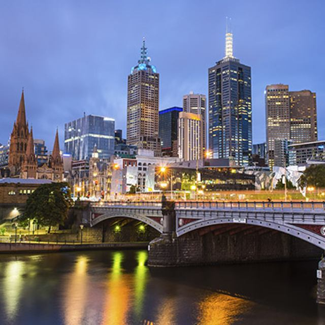 The Cosmopolitan City of Melbourne