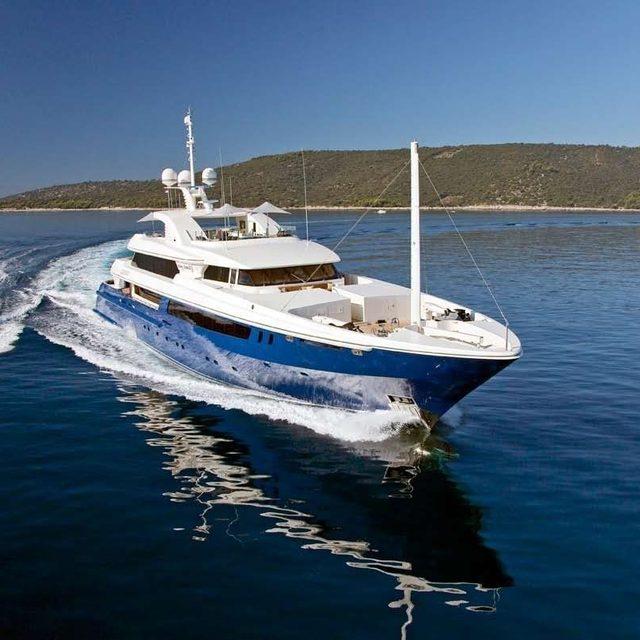 Mary-Jean II Yacht Video