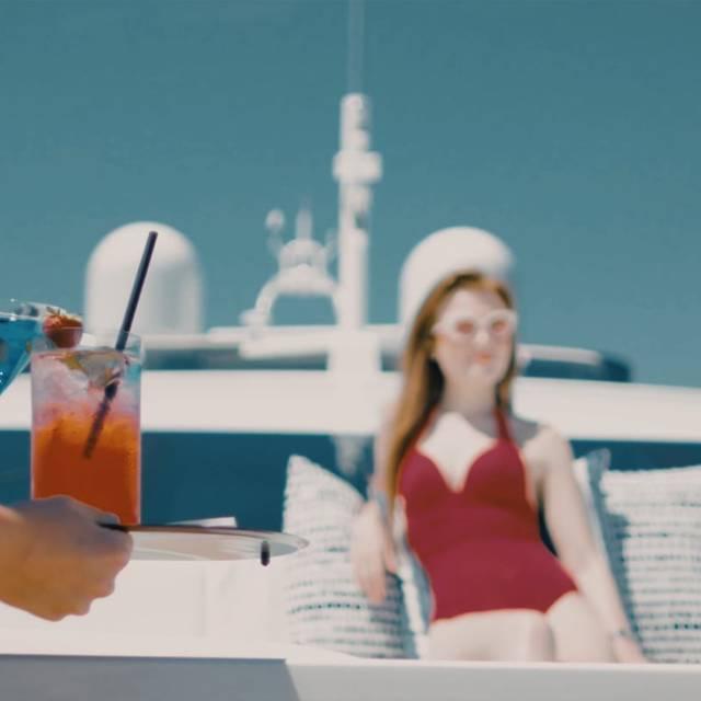 Da Vinci Yacht Video