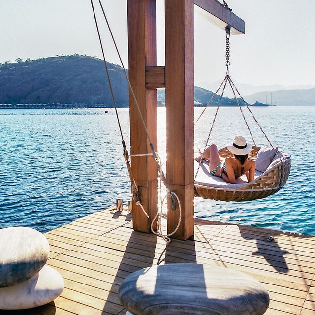 Tranquillity in Marmaris & Rhodes
