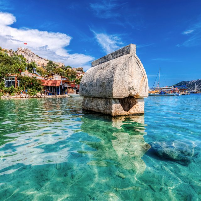 Discover the Sunken City of Kekova