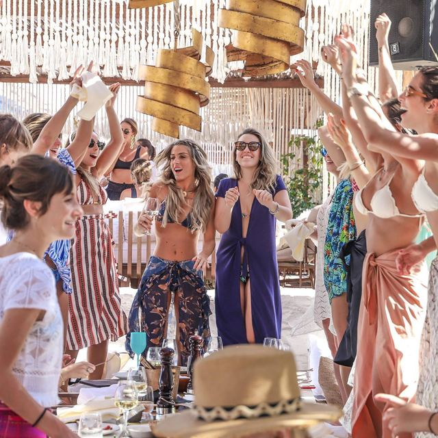Celebrate in Mykonos