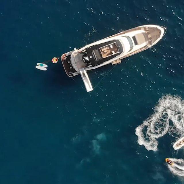 Vivaldi Yacht Video