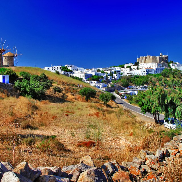 The spiritually enriching Patmos