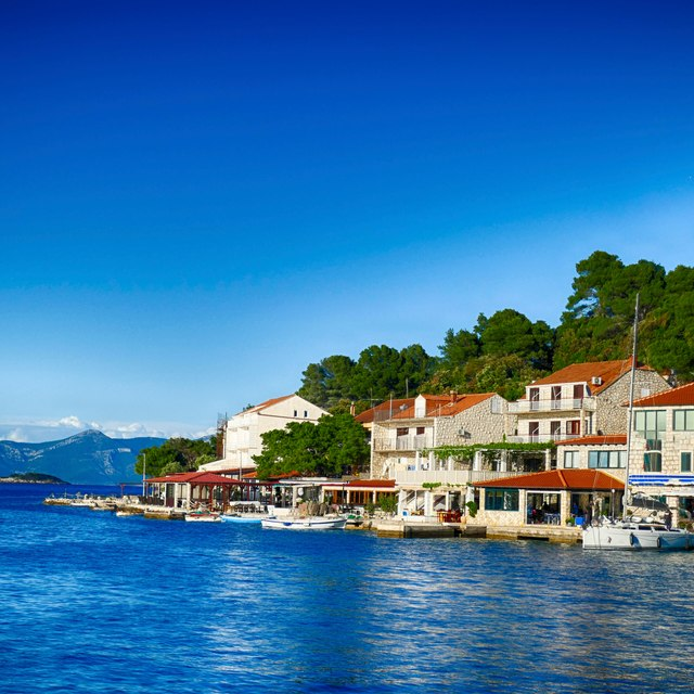 Head to Mljet