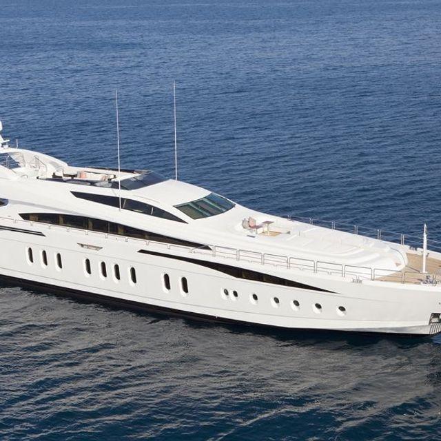 Lisa IV Yacht Video