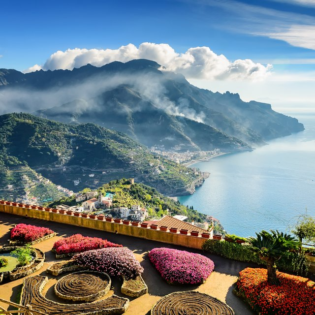 Discover the heights of Ravello