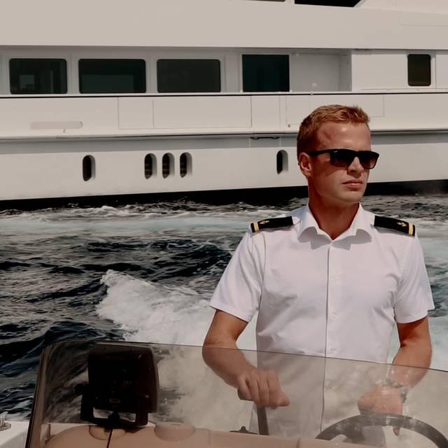 Sea Pearl Yacht Video
