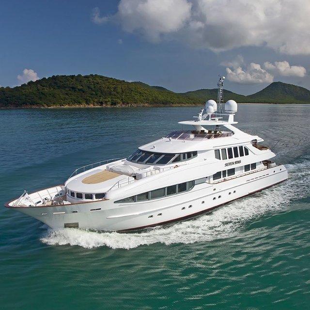 The Lady K Yacht Video