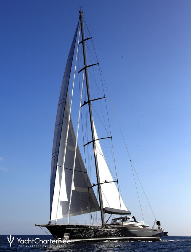 Perseus^3 Charter Yacht - 2