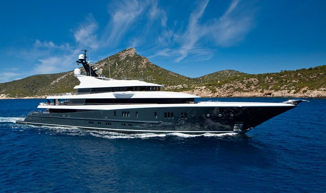 5 Top Superyachts At The Antigua Charter Show